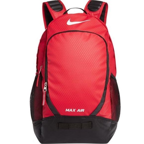 93c6c22173 Nike max air backpack. M 5aa20a595512fd1b20ec0a08